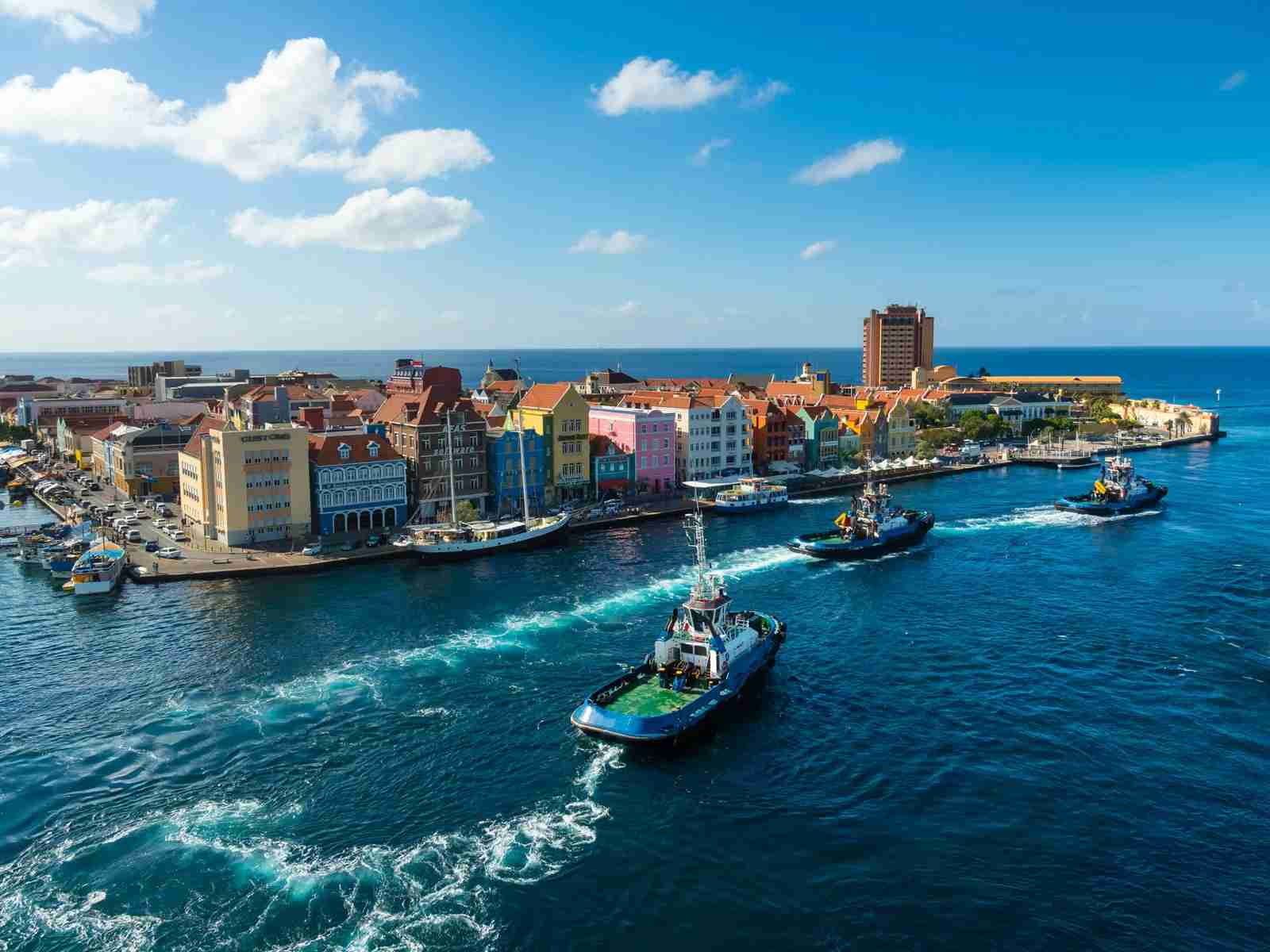 Curaçao. (Photo by Westend61/Getty Images)
