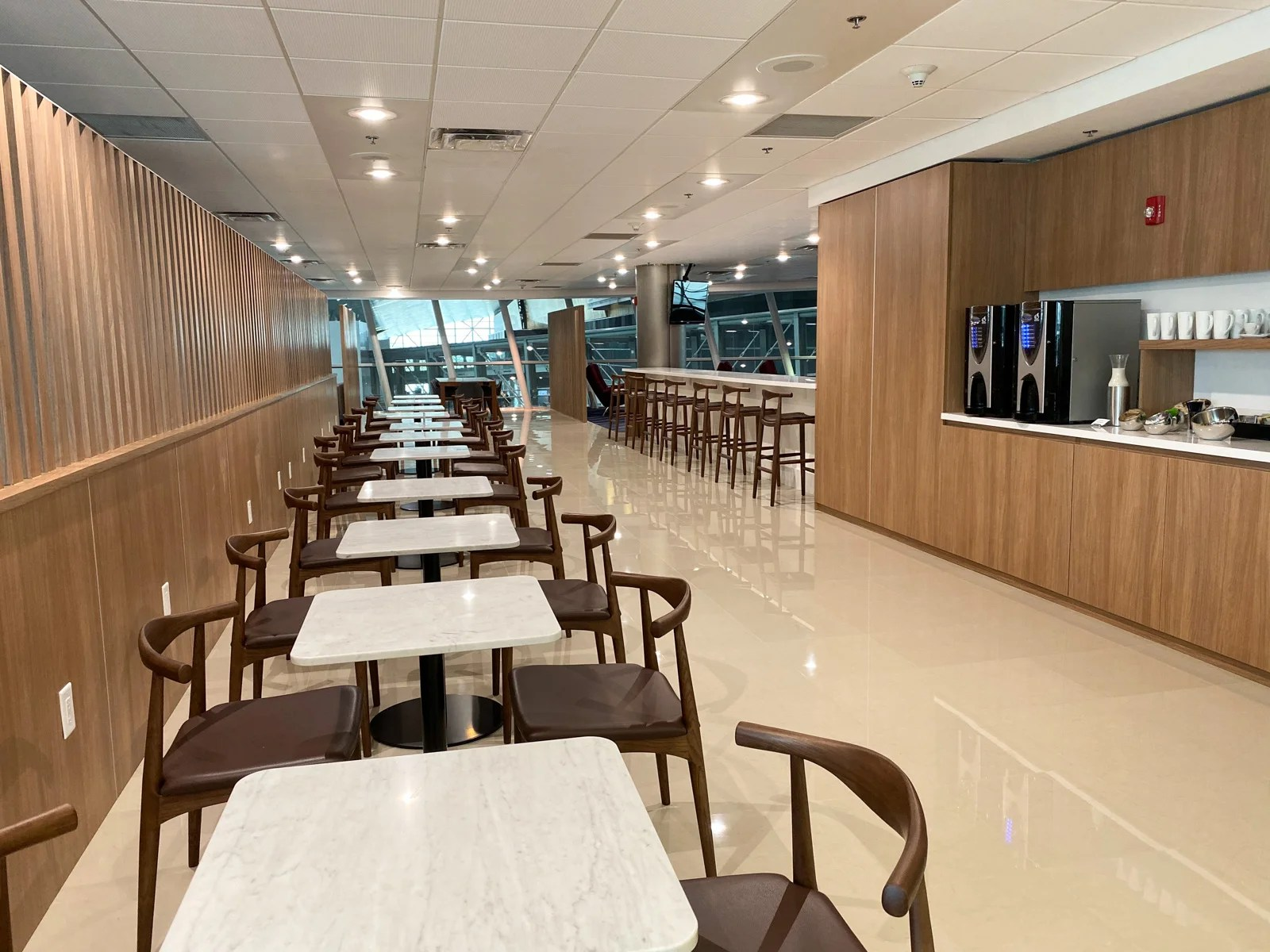 Exclusive: First look at Miami airport's brand-new LATAM Priority Pass lounge