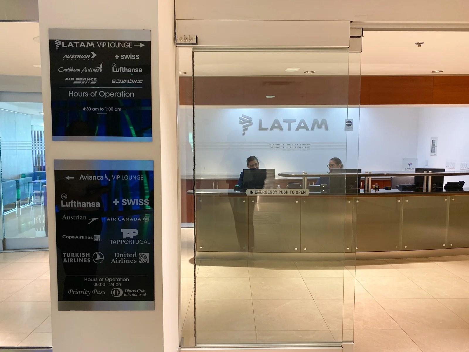 LATAM abre novo lounge no Aeroporto Internacional de Miami