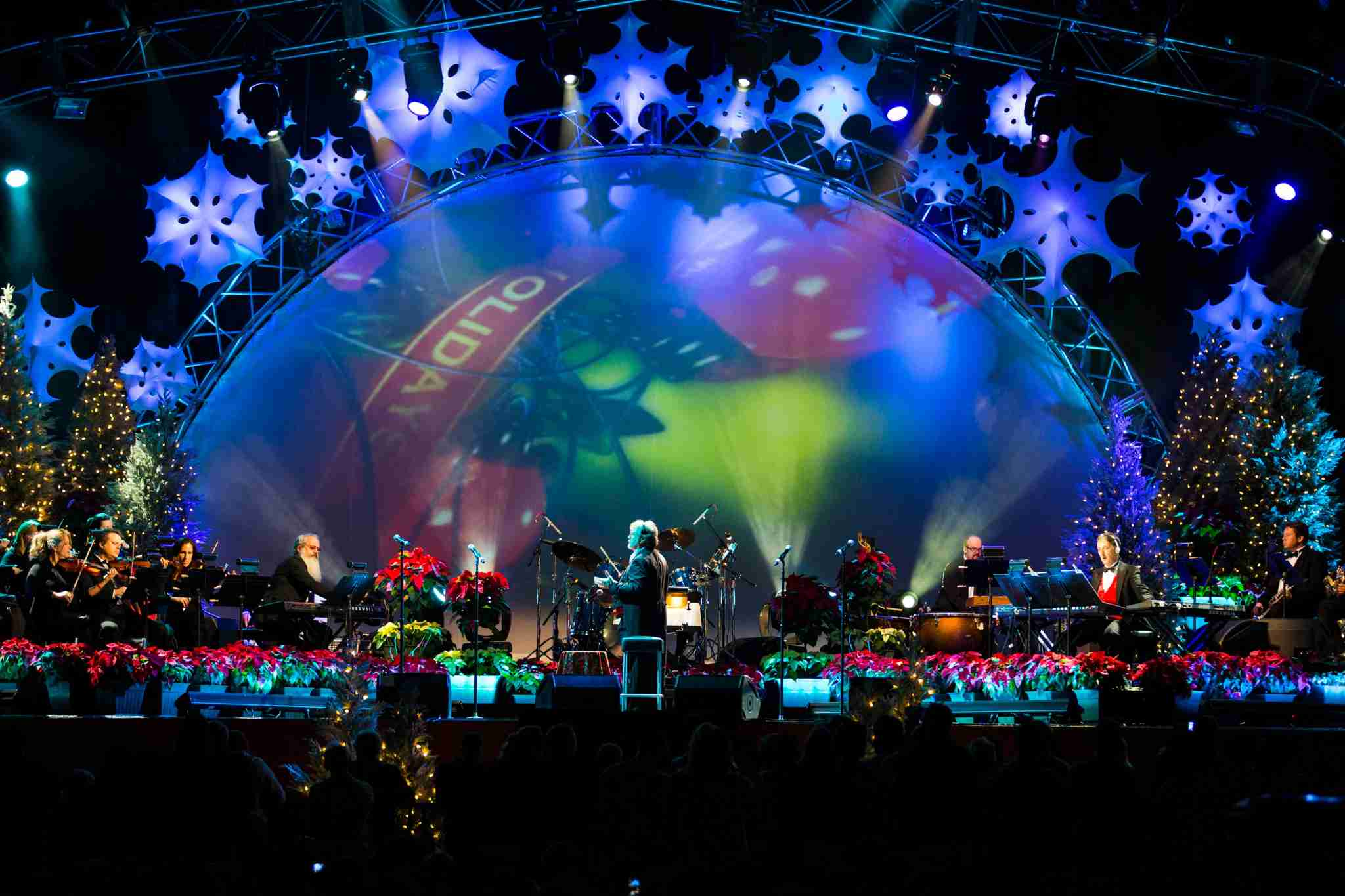 Mannheim Steamroller will play 10 holiday concerts at Universal Orlando in 2019. (Photo courtesy of Universal Orlando)