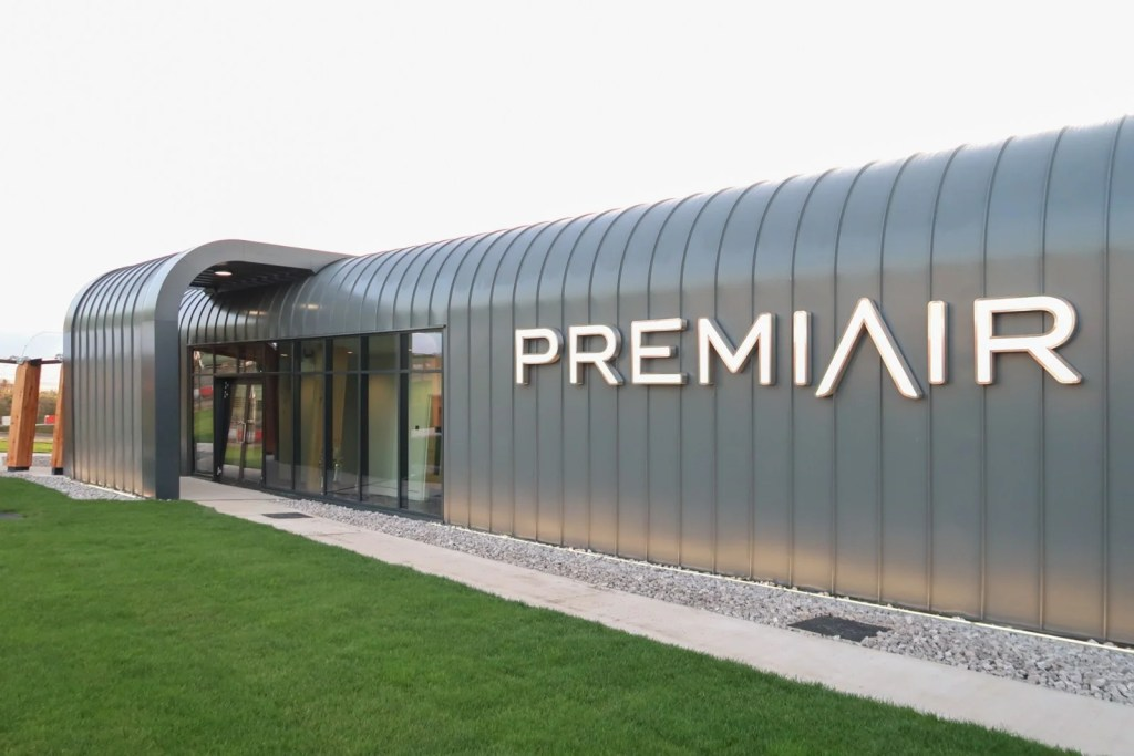 Upgrade your airport experience: A review of PremiAir, Manchester Airport's brand-new private terminal