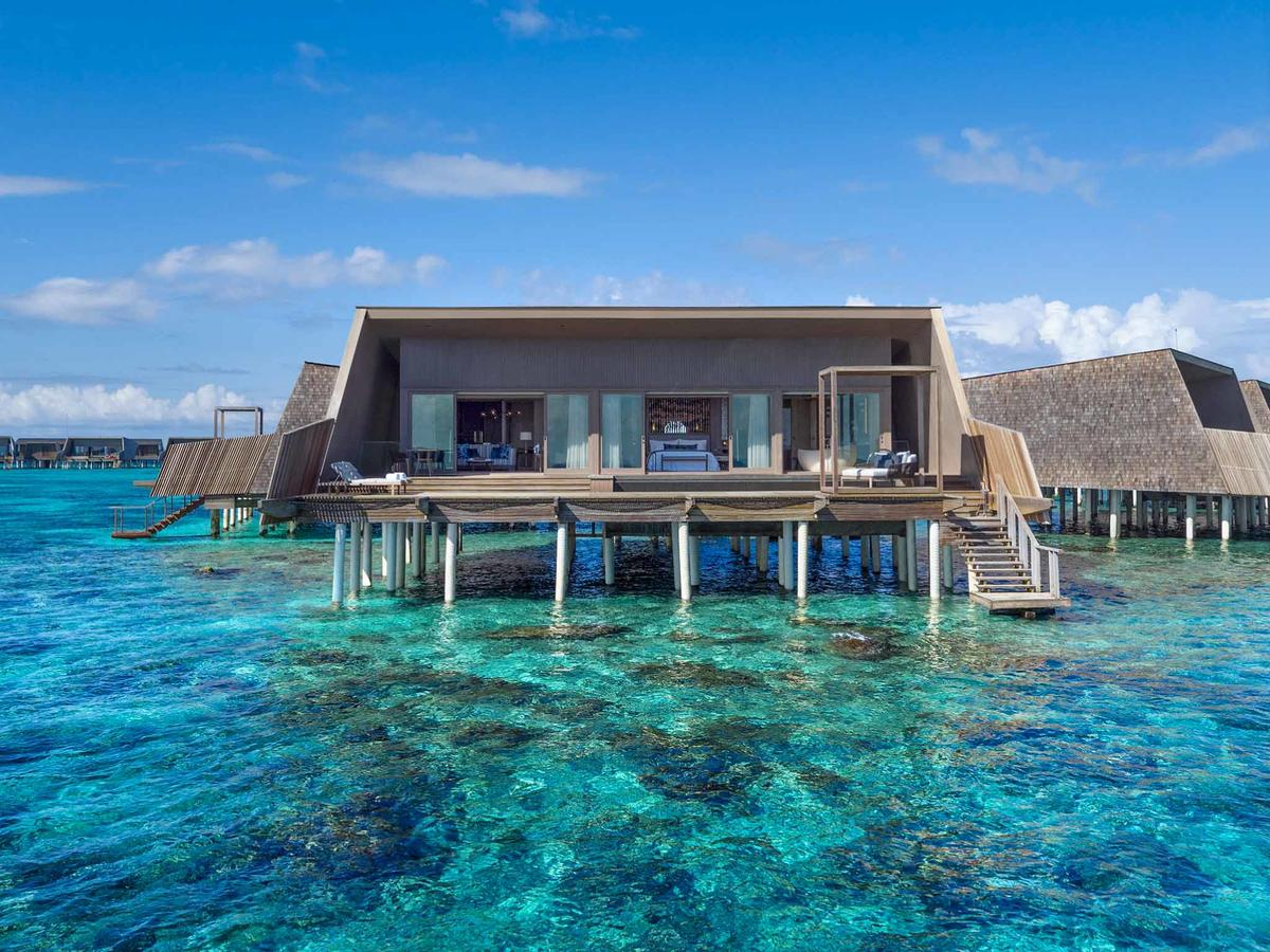 Book a dream getaway using Marriott points at the St. Regis Maldives (Image by Summer Hull/The Points Guy)