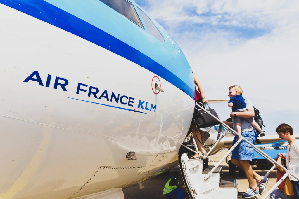 Economy 101: Should I fly KLM or Air France?