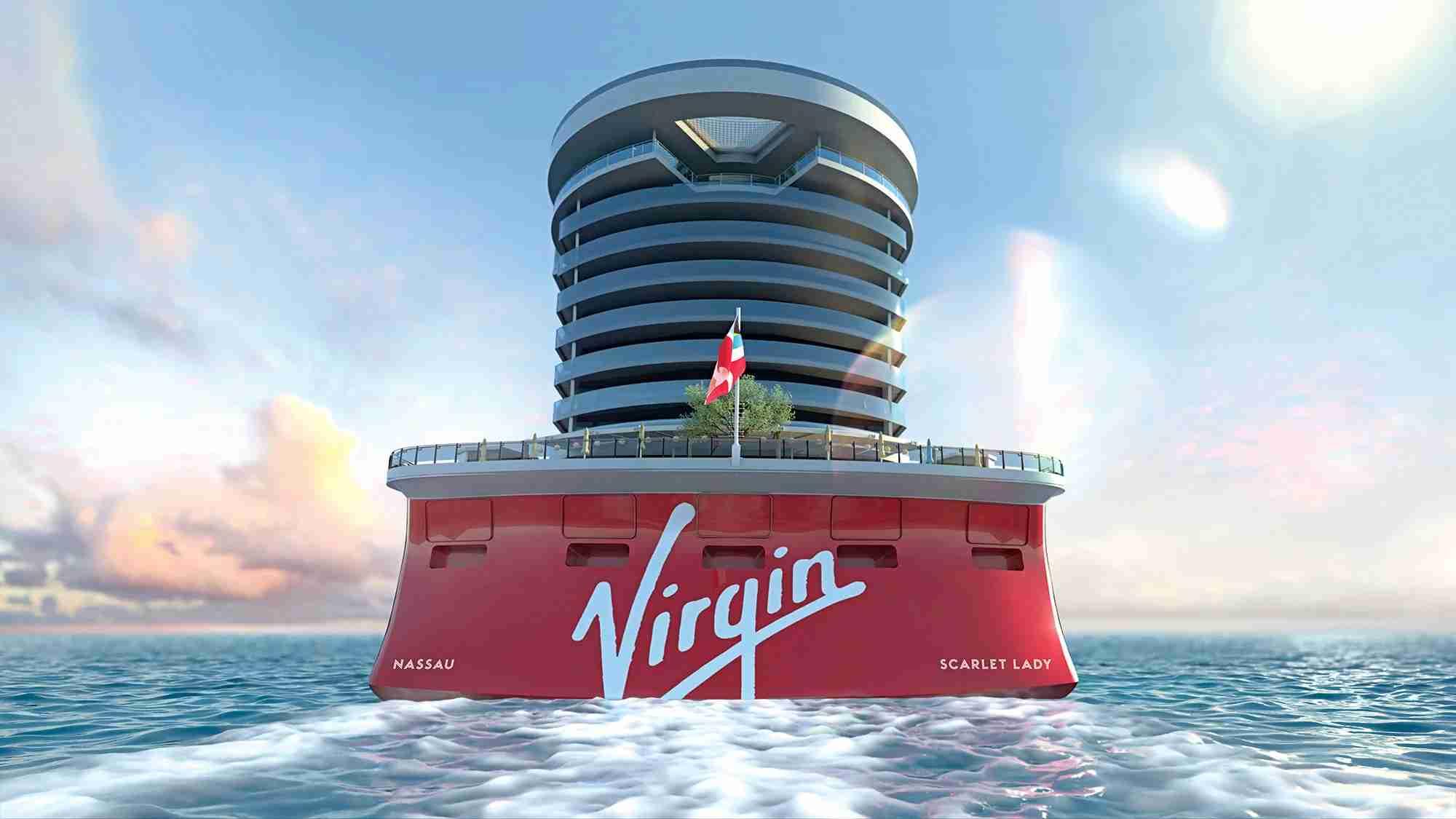 Image courtesy of Virgin Voyages
