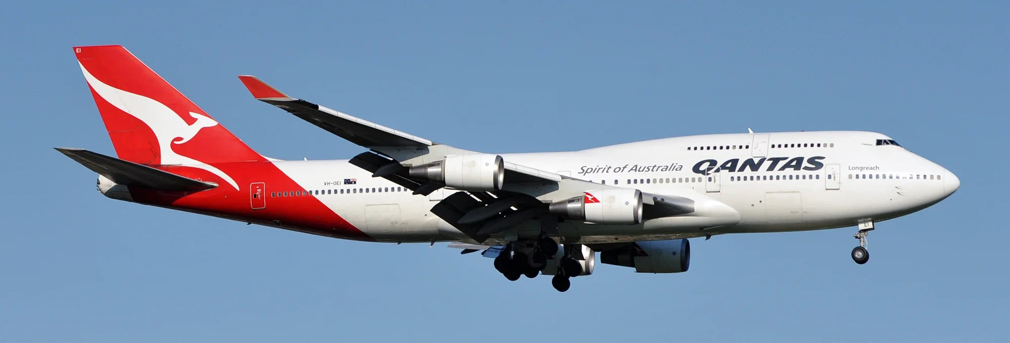50 years of the Boeing 747 in 11 photos