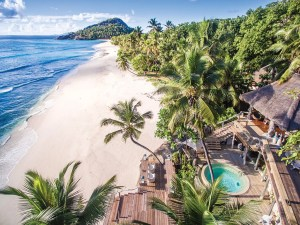 North Island Resort, Seychelles (Image courtesy of the resort)