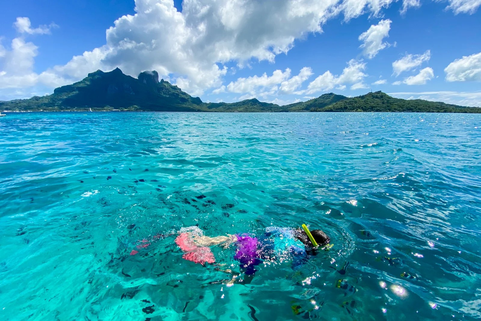 Planning A Bora Bora Vacation On Points For The Family