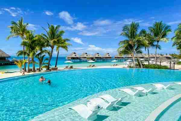 Stay at the Conrad Bora Bora with a Hilton award (Photo by Summer Hull/The Points Guy)
