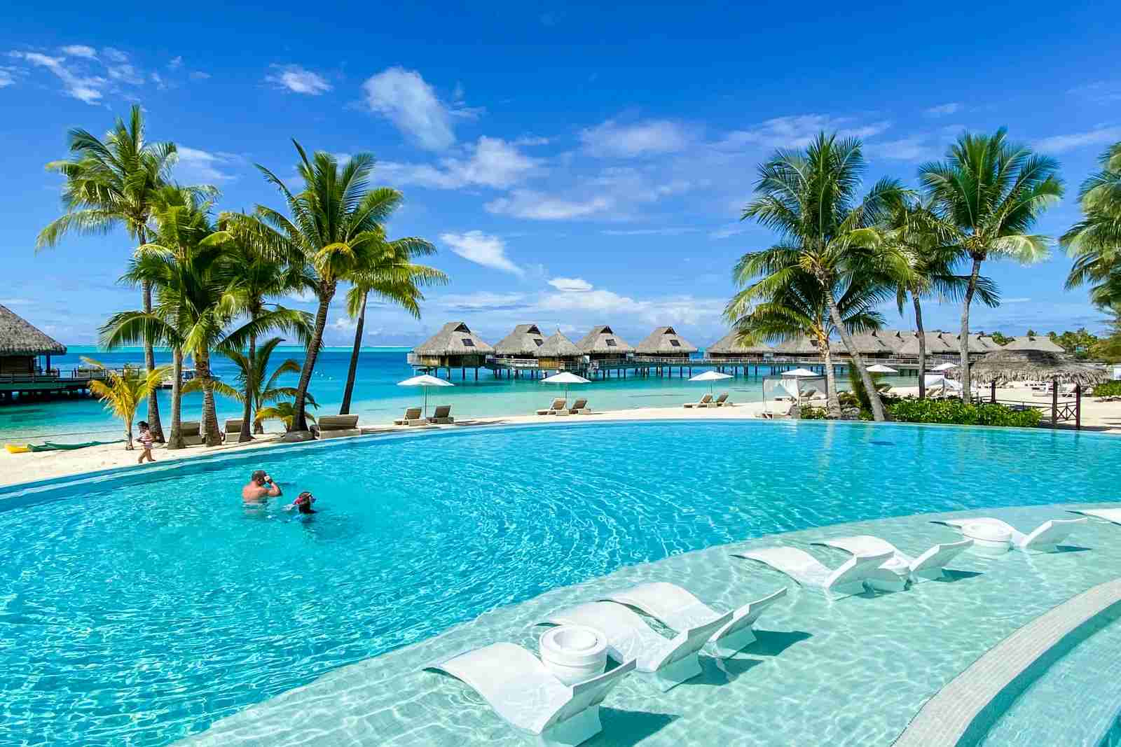 Stay at the Conrad Bora Bora with a Hilton award (Photo by Summer Hull/The Points Guy)