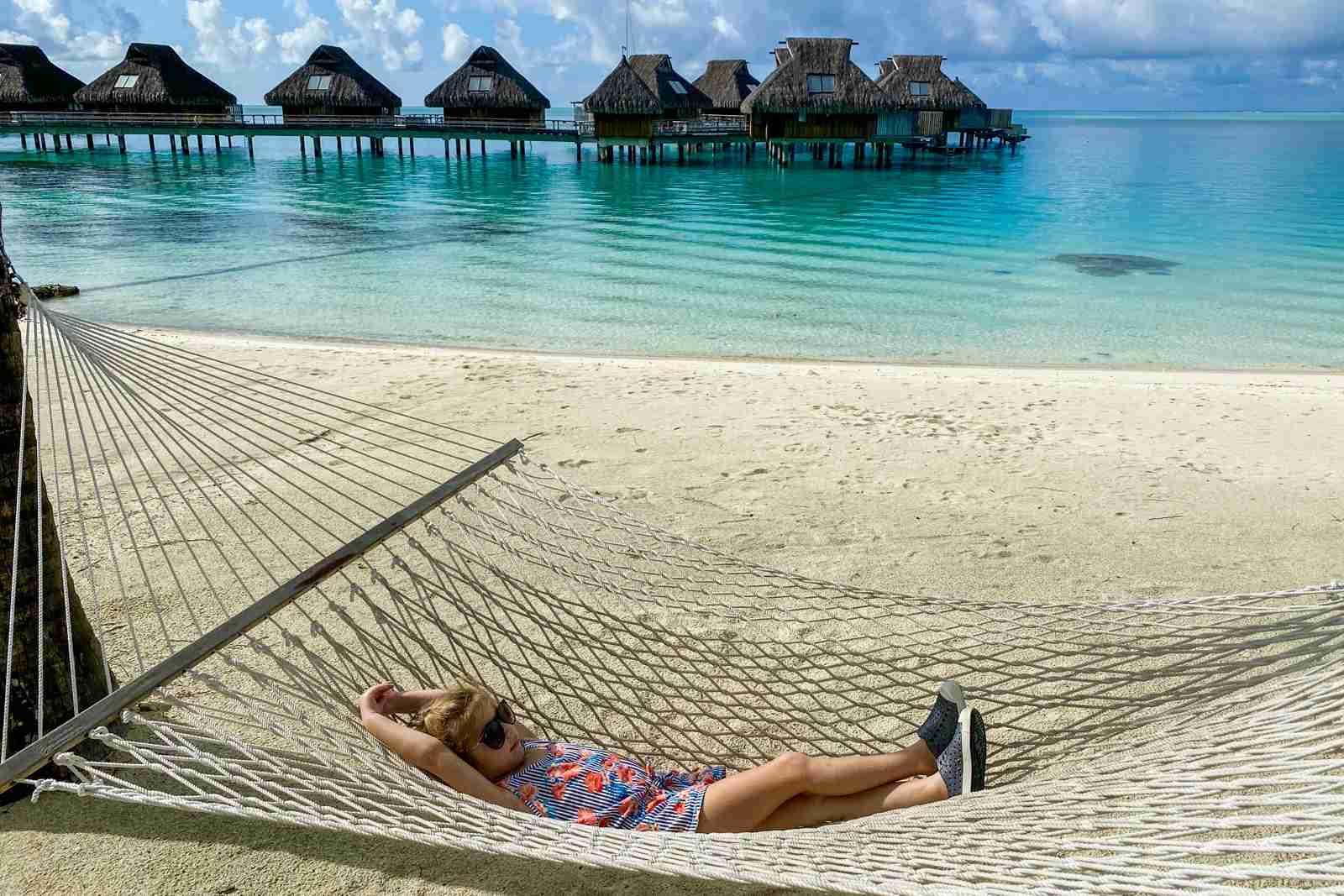 Conrad Bora Bora (Photo by Summer Hull/The Points Guy)