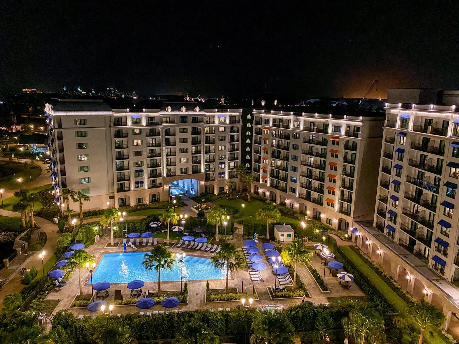 Review: Disney World's brand-new Riviera Resort