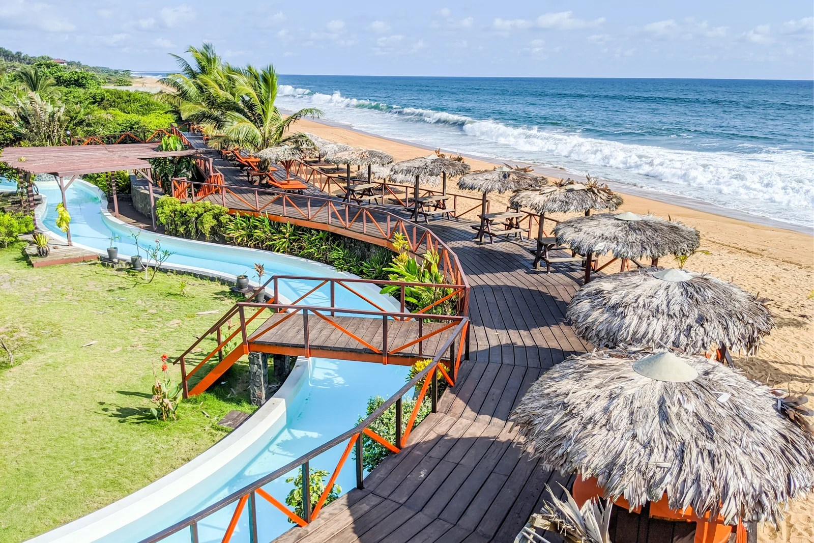 Convenient, relaxing and frustrating: Comparing three of the best hotels in Liberia