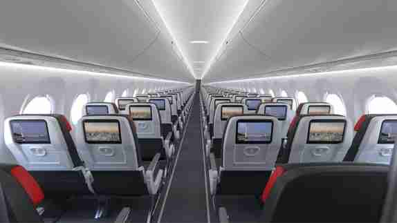 AC A220 1 - Air Canada delays the launch of its brand-new Airbus A220 by 3 days