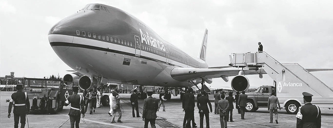 Aviation milestone! Avianca turns 100 today