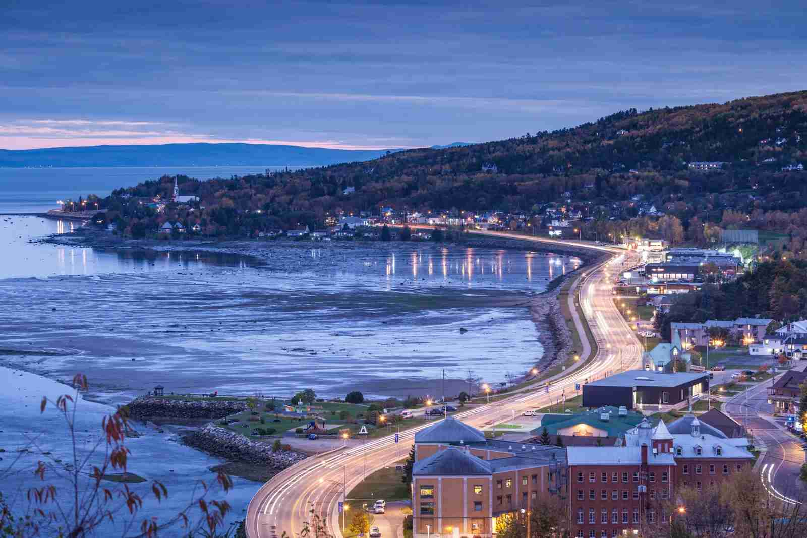 Charlevoix in Quebec. (Photo by Walter Bibikow/Getty Images)