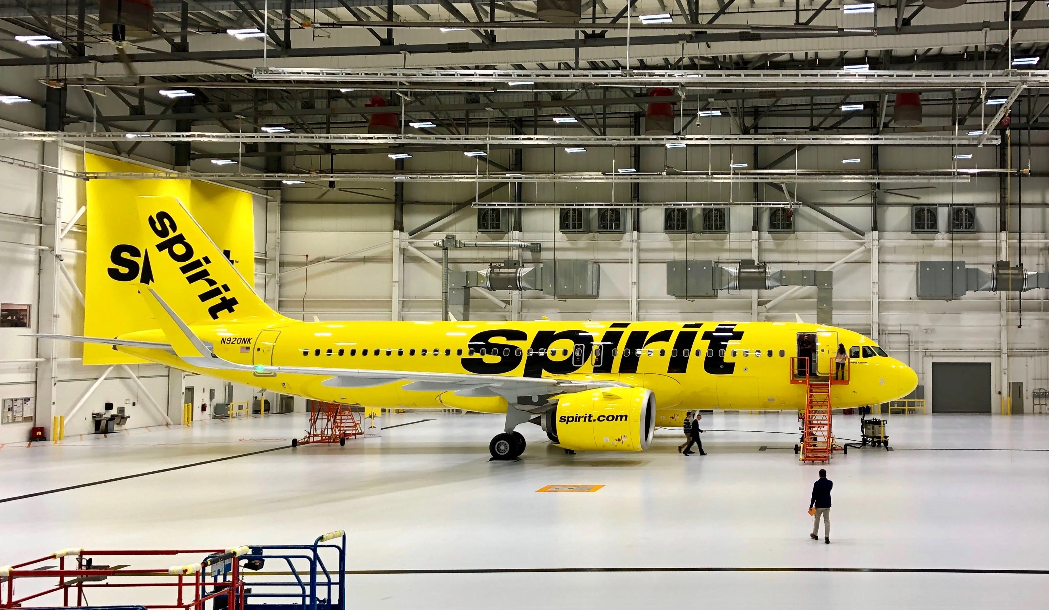Spirit Airlines adds new California route from Fort Lauderdale hub