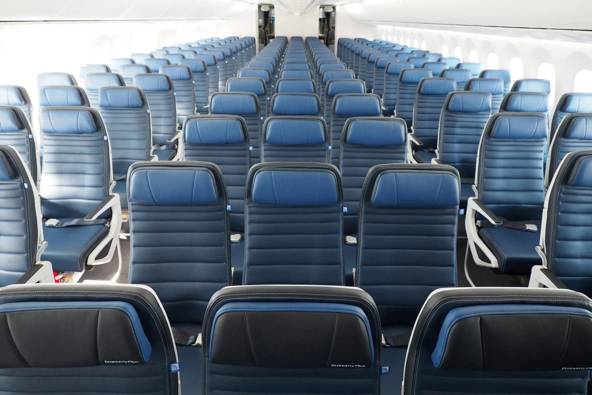 Why airplanes don't have a 13th row