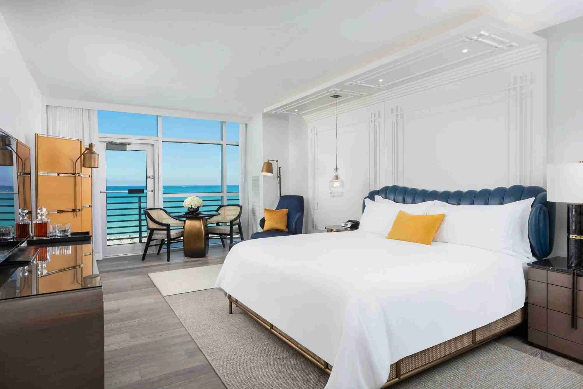 Image courtesy of The Ritz-Carlton, South Beach