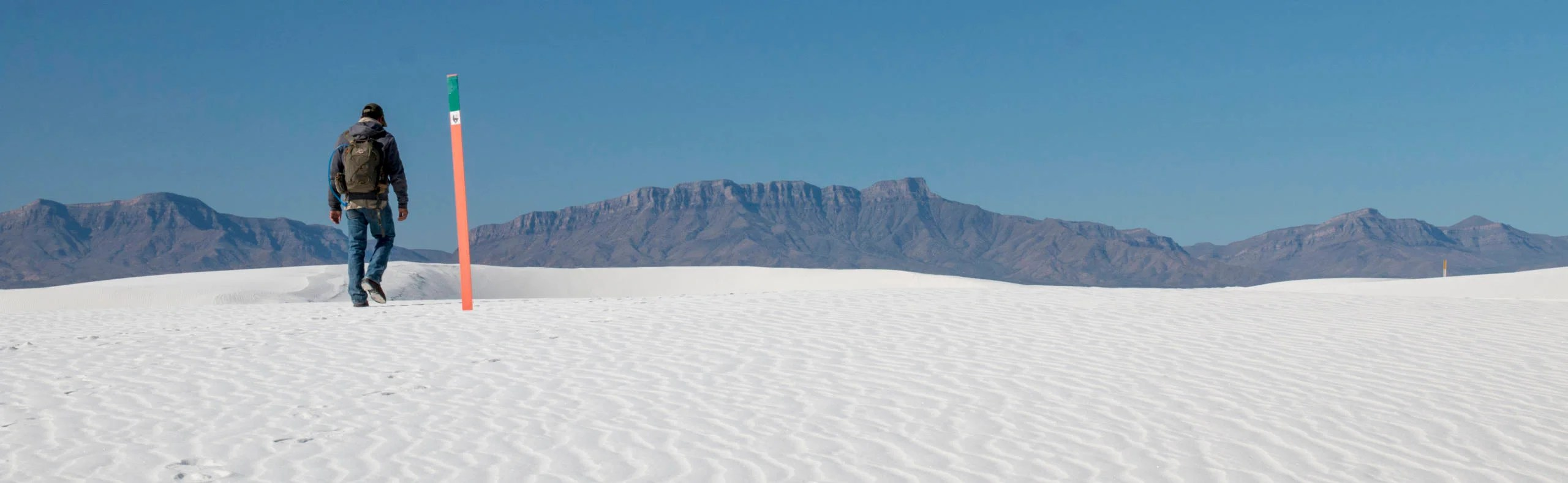 There's a new national park: White Sands in New Mexico