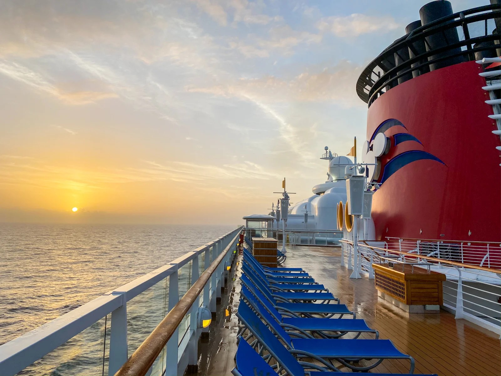 Smooth sailing on a family Disney cruise: Review of Concierge level on the Disney Wonder