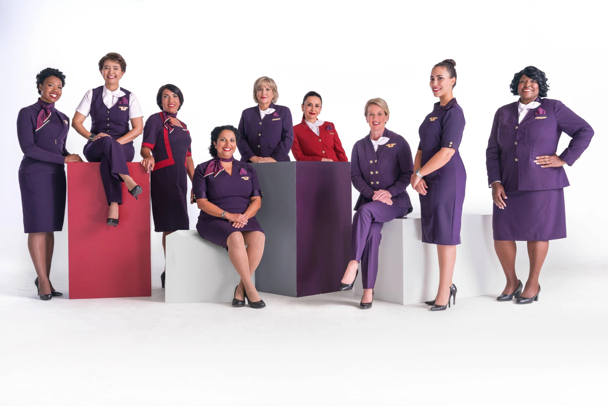 Delta Air Lines is looking to update its uniforms, again