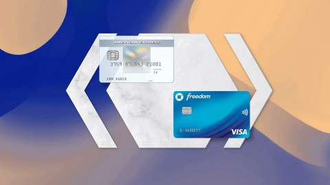 Credit card review: Chase Freedom vs. the Amex EveryDay