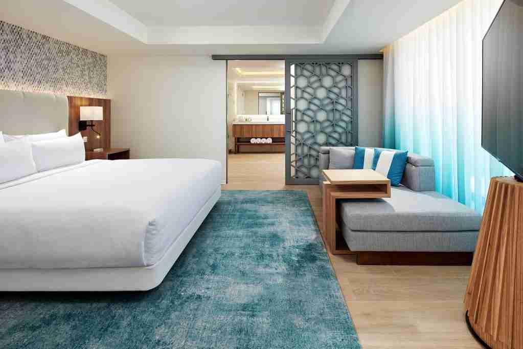 Curacao Marriott Beach Resort (Photo courtesy of booking.com)