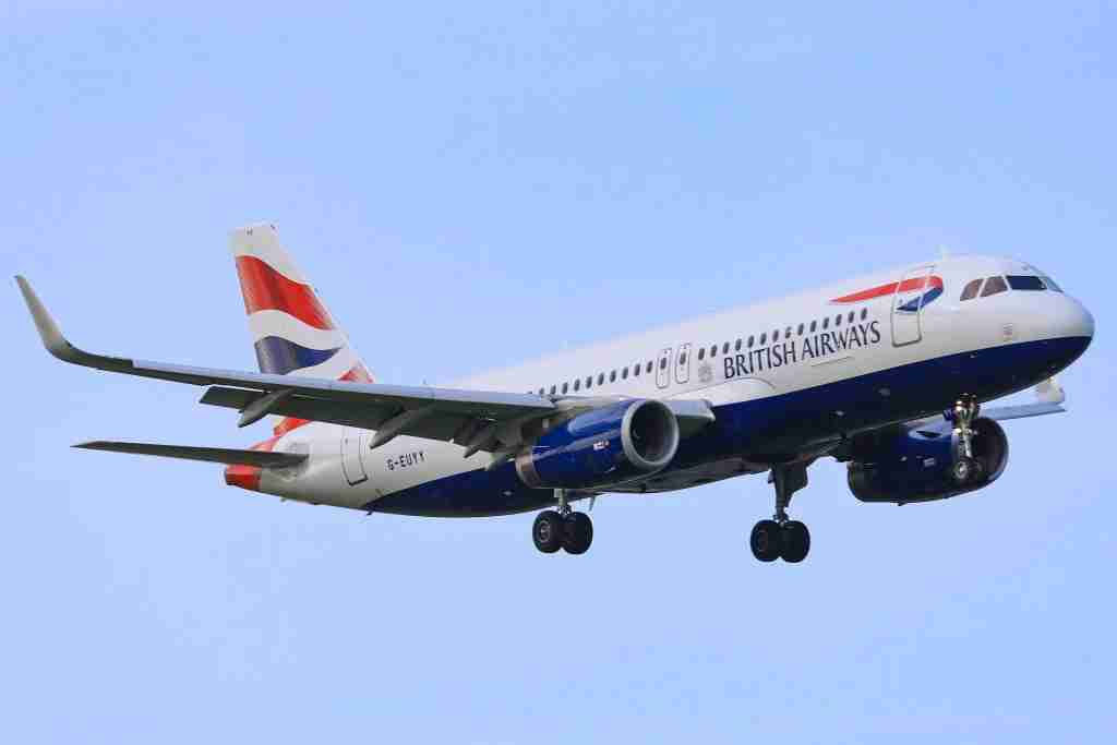 British Airways (Photo by Nicolas Economou/NurPhoto via Getty Images)