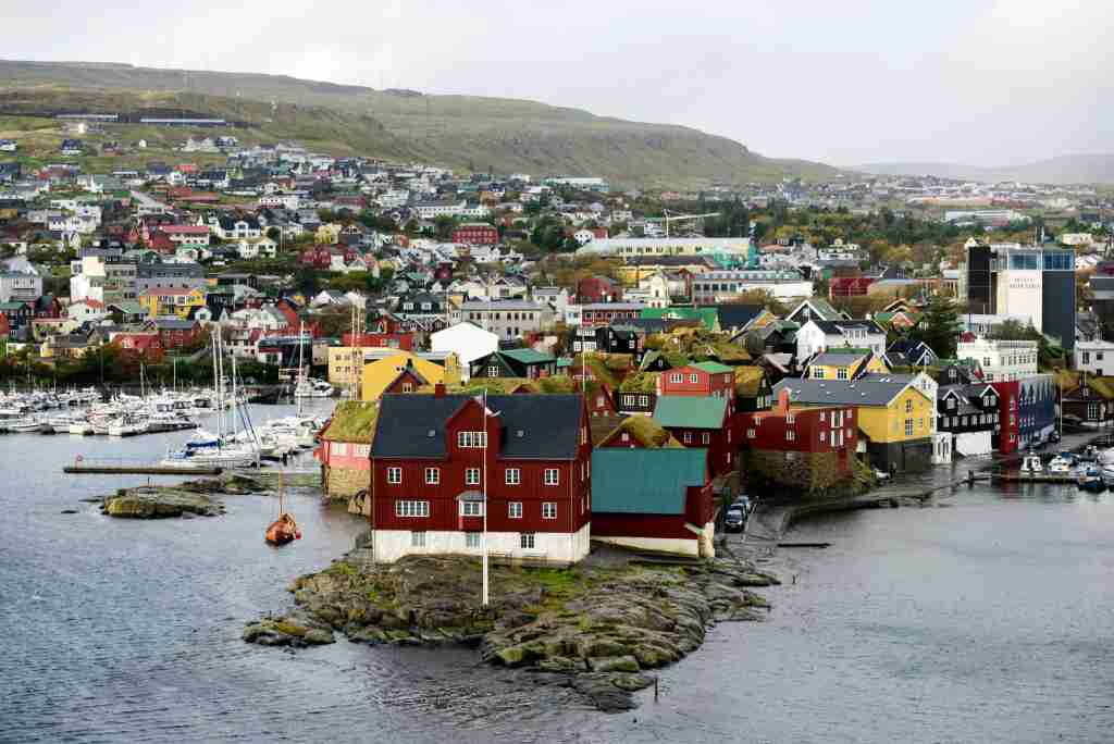 Bay of Tórshavn. (Photo by Feifei Cui-Paoluzzo/Getty Images)