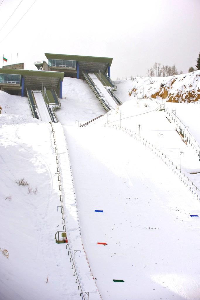 Olympic Park in Park City (Photo by PhotographyPerspectives/Getty Images)