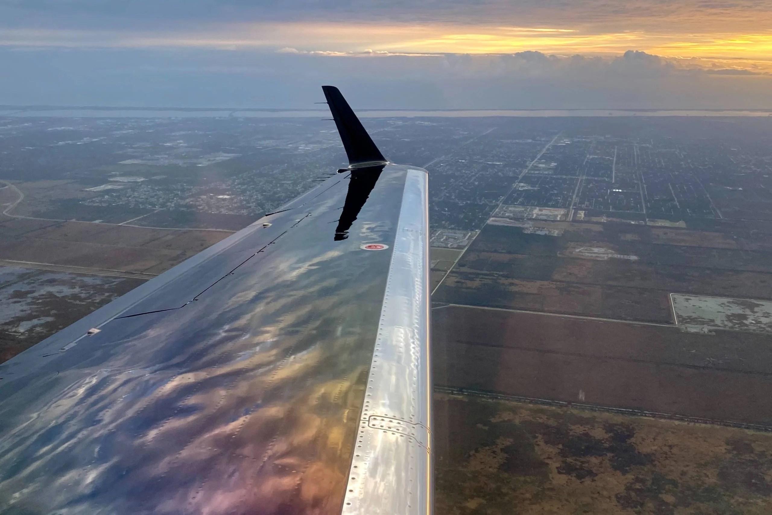 Flying Embraer's super posh, quiet $10 million private jet