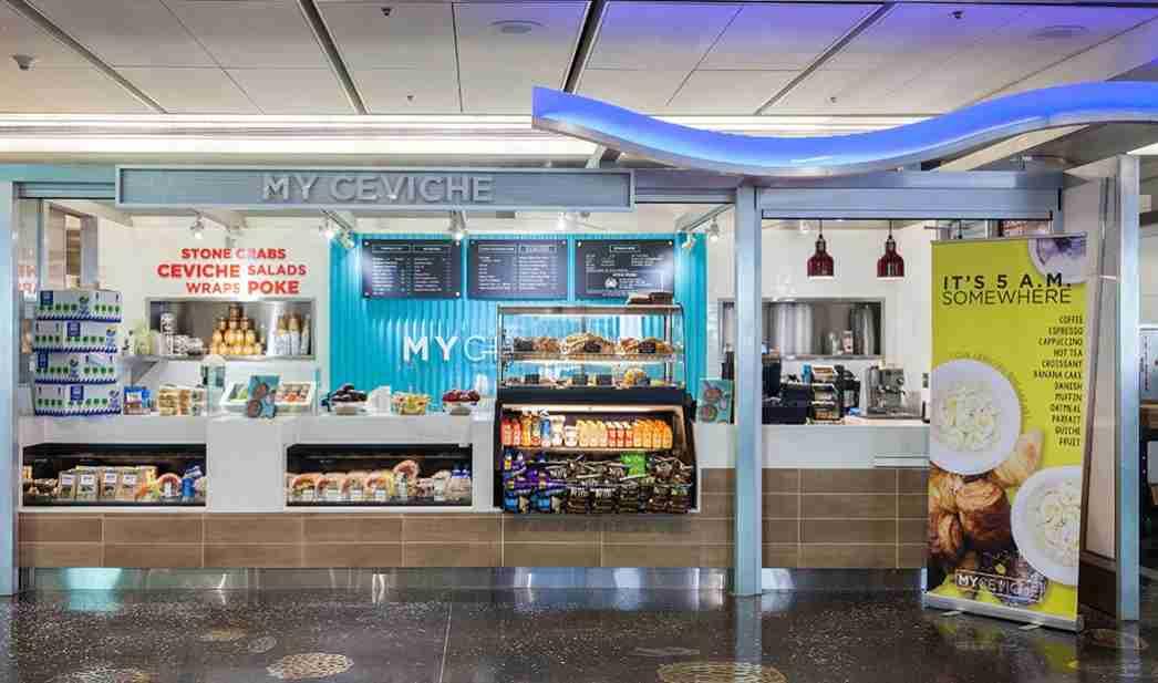 (Photo courtesy of Shop Miami Airport)