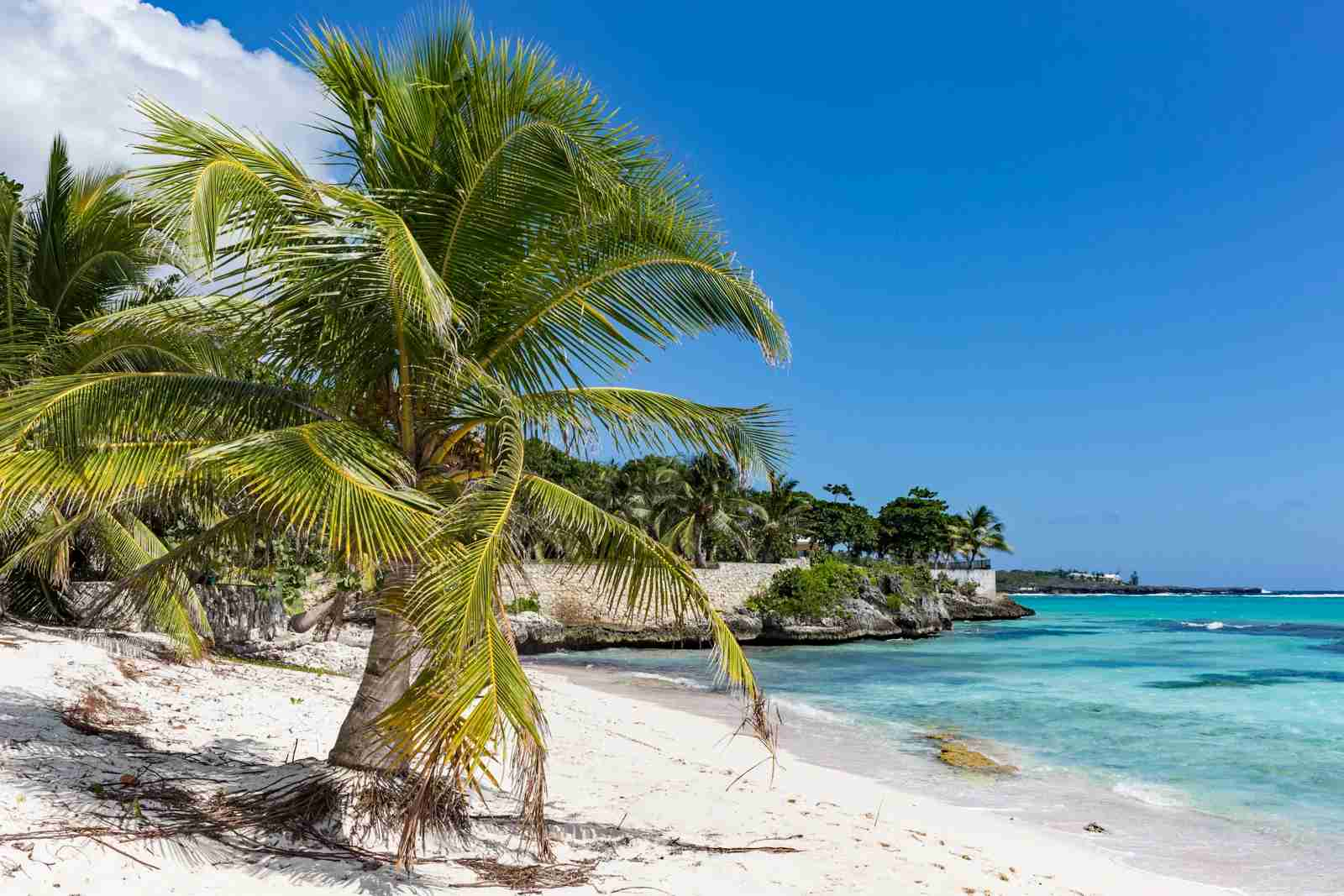 Spotts Beach, Grand Cayman. (Photo by Colin D. Young/Shutterstock)