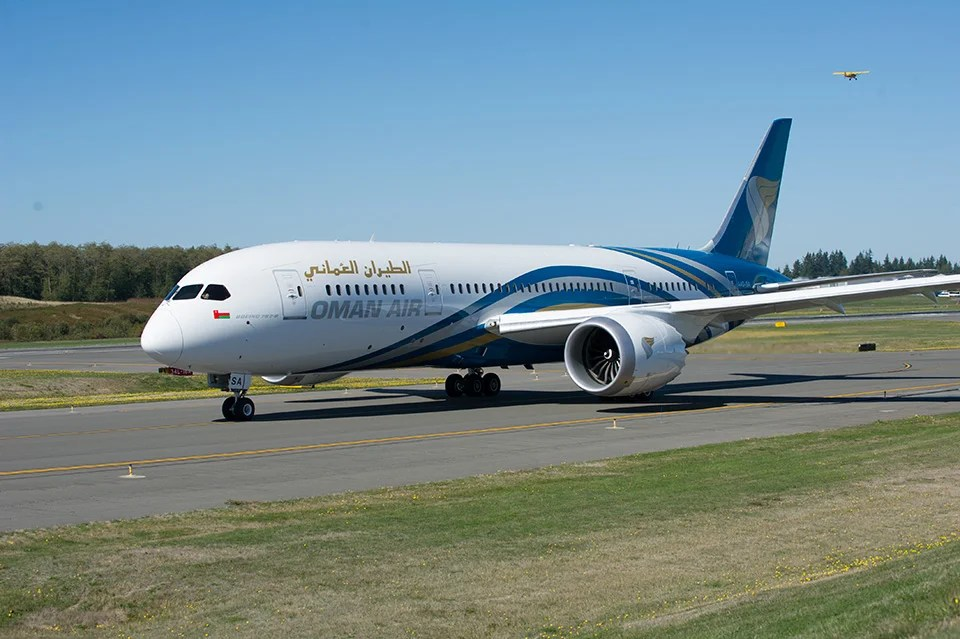 Oman Air wants to fly to the U.S. as soon as next year