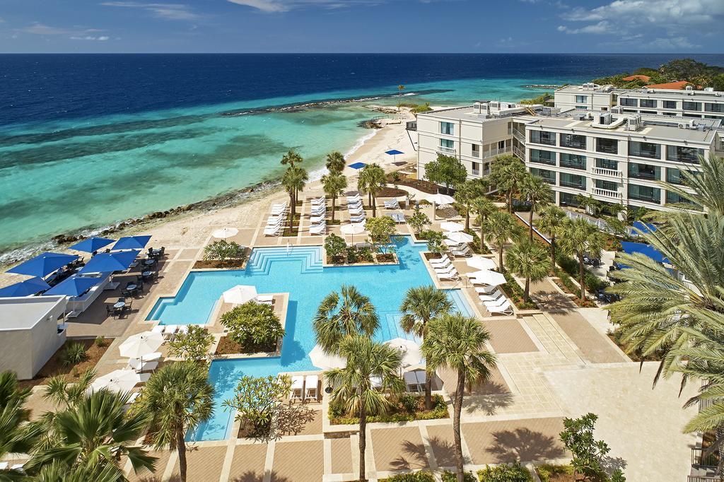 Curaçao Marriott Beach Resort (Photo courtesy of Booking.com)
