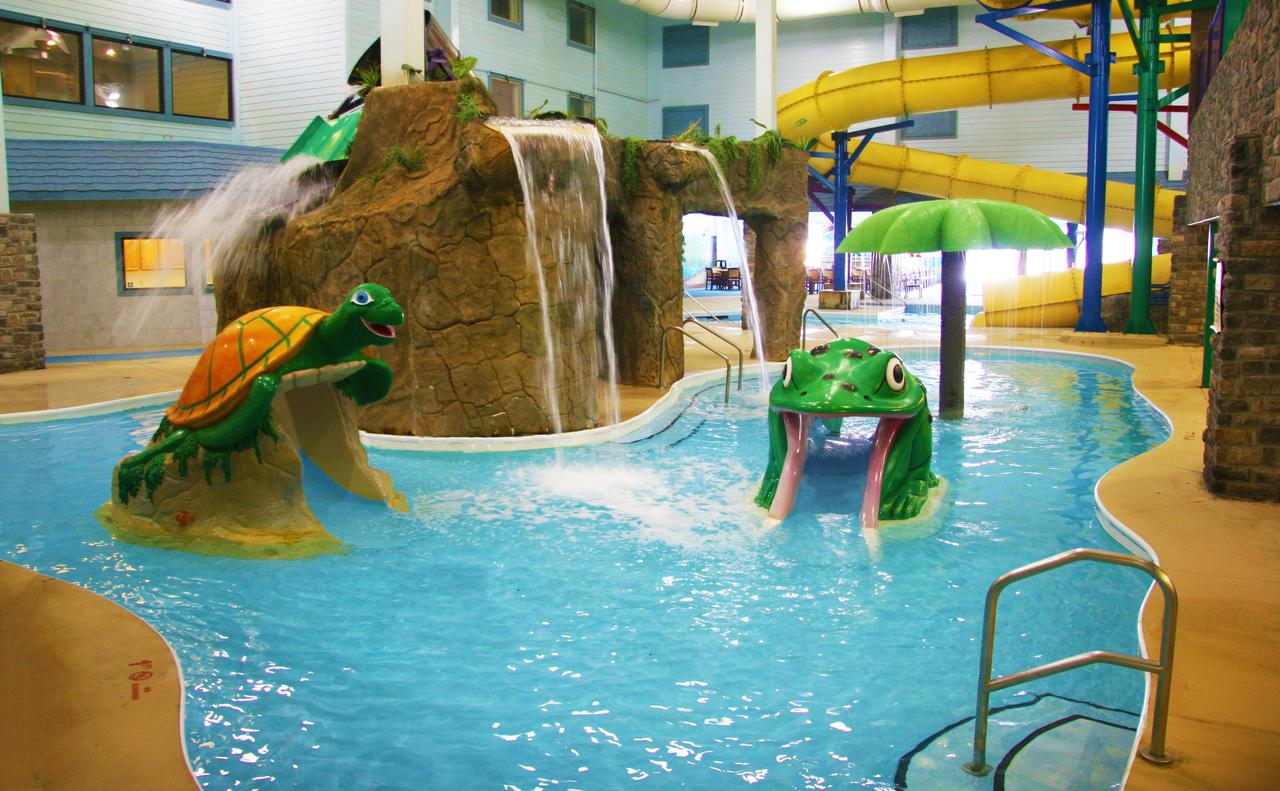 (Photo courtesy of Castle Rock Resort & Waterpark)