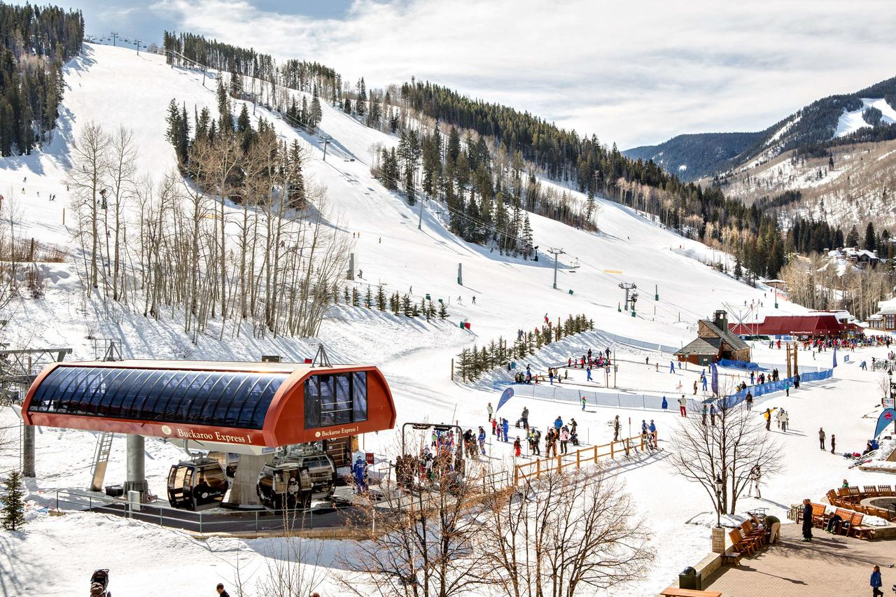 Ski Beaver Creek with the Epic Pass (Photo courtesy of Park Hyatt Beaver Creek Resort)