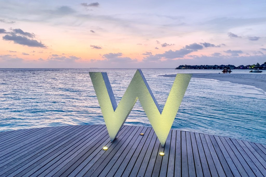 6 reasons to pick the W Maldives over The St. Regis