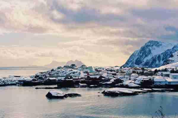 Å, Norway (Photo by Liz Hund/The Points Guy)