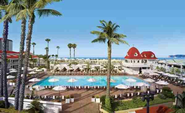 (Photo courtesy of Hotel del Coronado)