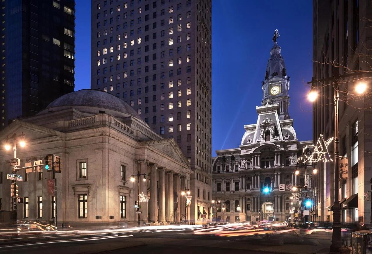 The Ritz-Carlton in Philadelphia