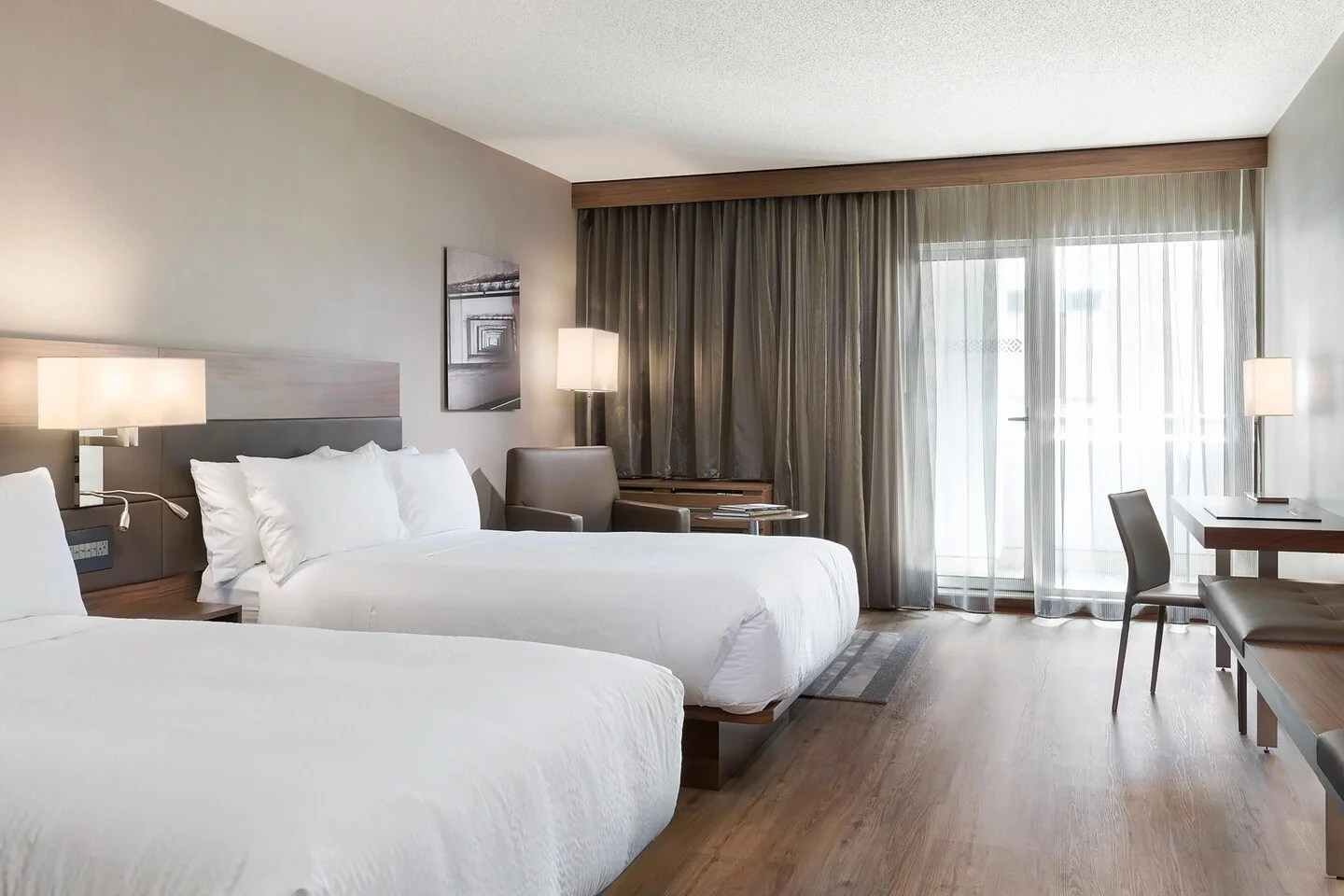US hotel occupancy rates are plunging due to coronavirus
