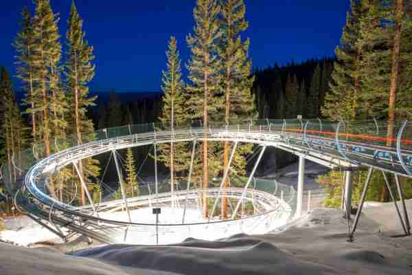 The Breathtaker Alpine Coaster. (Photo courtesy of UncoverColorado.com)