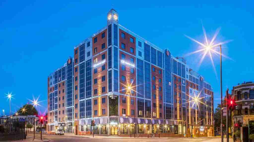 (Photo courtesy of the Crowne Plaza London – Kings Cross)