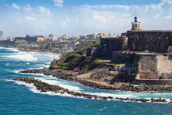 Castillo San Felipe del Morro in Old San Juan (Discover Puerto Rico)