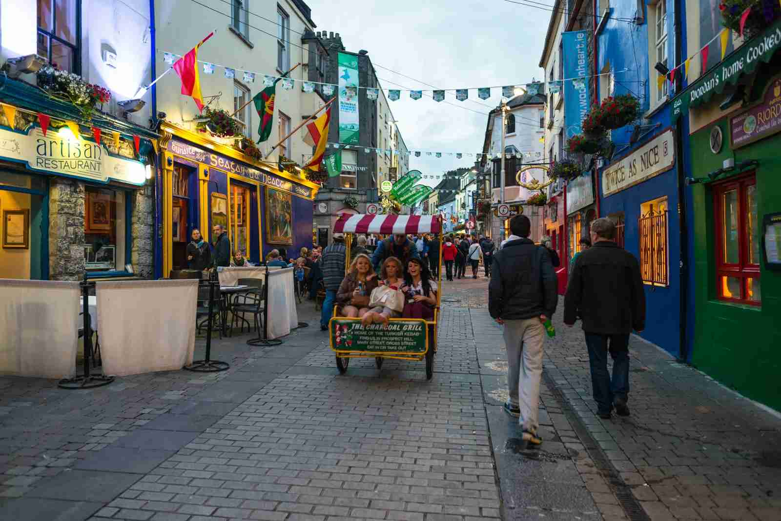 Galway, Ireland. (Photo by Education Images/Universal Images Group/Getty Images)