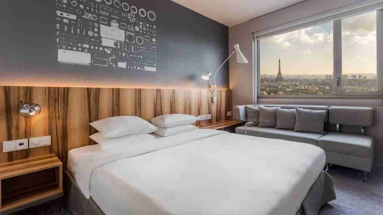 Image courtesy of the Hyatt Regency Paris Étoile
