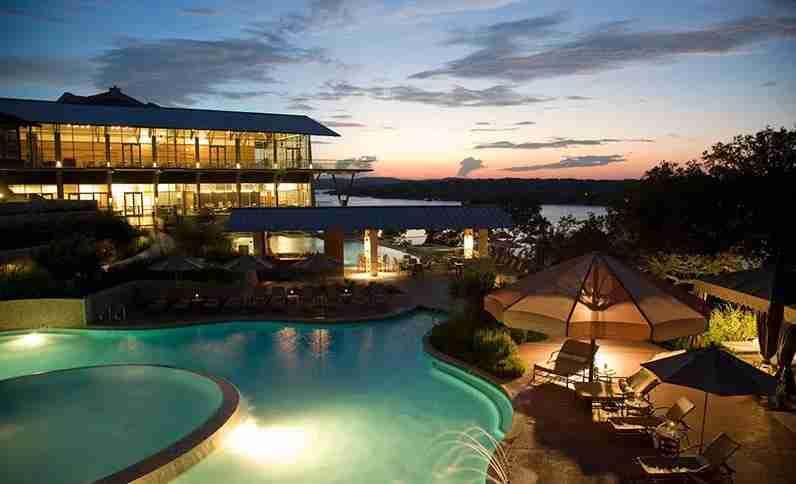 Image courtesy of Lakeway Resort