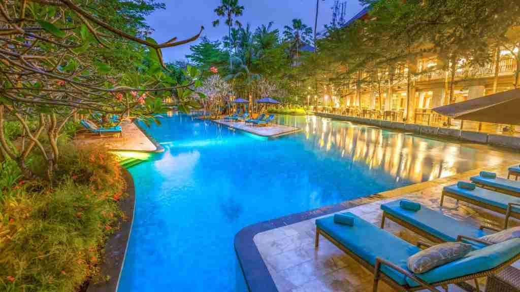 (Photo courtesy of Courtyard Bali Nusa Dua Resort)