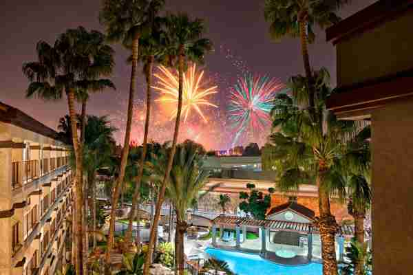 Four Points by Sheraton Anaheim (Image courtesy of the hotel)